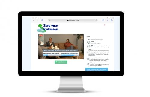 Thumbnail for Aftrap Zorg voor Parkinson in de ParkinsonNet-regio's